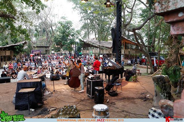 Ubud Village Jazz Festival 2015 Day 2 - Tidbits (4)