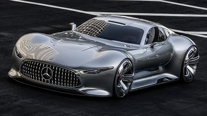 Mercedes-AMG Gran Turismo Concept
