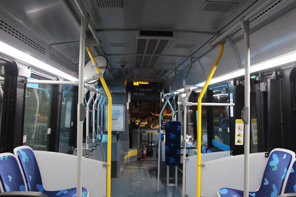 STM Nova Bus LFS HEV 36-022