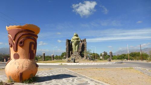 Monumento a la Pachamama