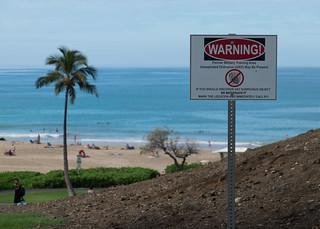 Image of Hapuna Beach. hilo hawaii unitedstates us