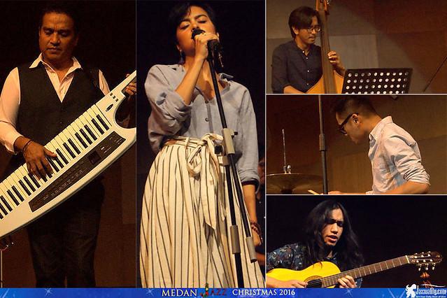 Medan Christmas Jazz - Indra Lesmana Keytar Trio Eva Celia Gerald Situmorang (19)