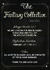 The Fantasy Collective Blogger Search 2017