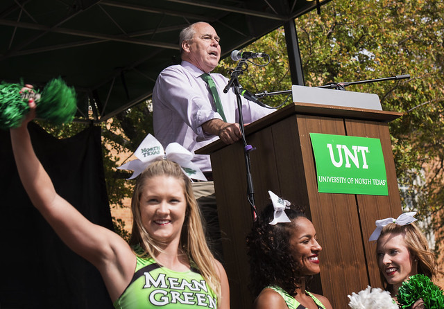 125 Things We Love About UNT - Traditions