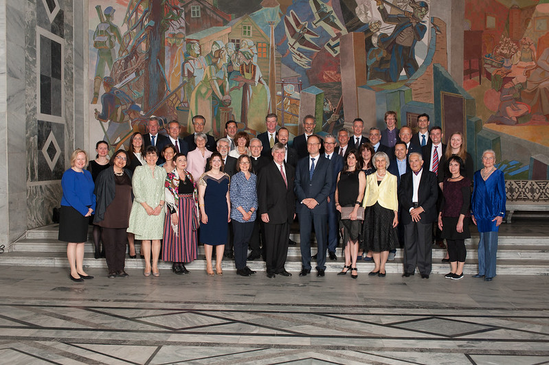 European Heritage Awards Ceremony 2015 in Oslo
