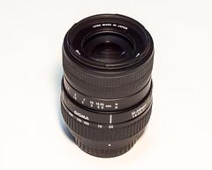 Sigma AF 55-200mm f/4-5.6 DC