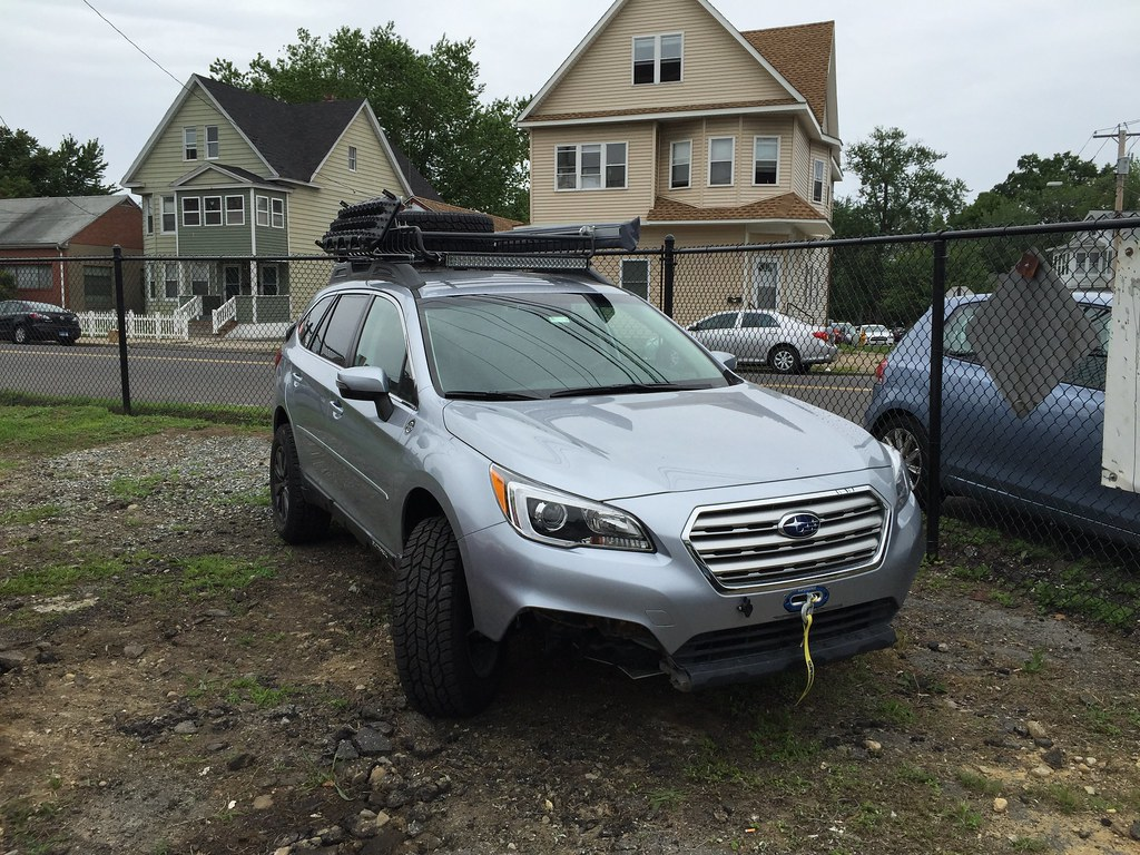 LED Light Bars - Subaru Outback - Subaru Outback Forums