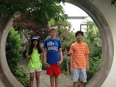 National Arboretum, bonsai garden