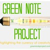 GREEN NOTE PROJECT:tm: GREEN WAVE:tm: Installation Shannon and Darin M. White, Artist Collaboration  FREE STATE FESTIVAL 2015 Bowersock Water Power Plant  500 South Power Road  Lawrence, KS 66044  Friday June 26, 9:00pm-12am Saturday June 27, 9:00pm-12am