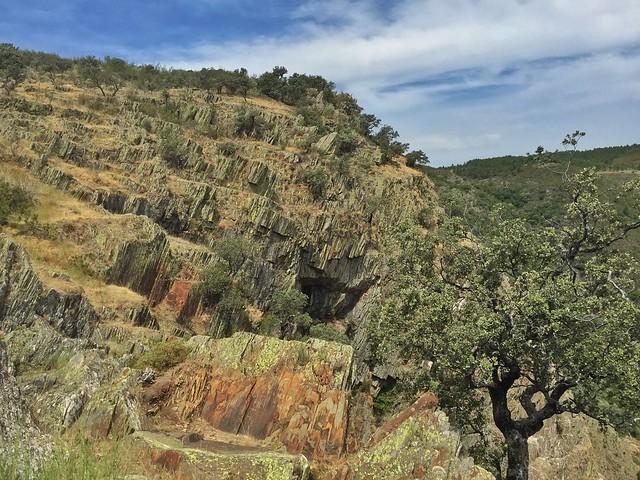 El Chorrito (Robledillo, Sierra de Gata)