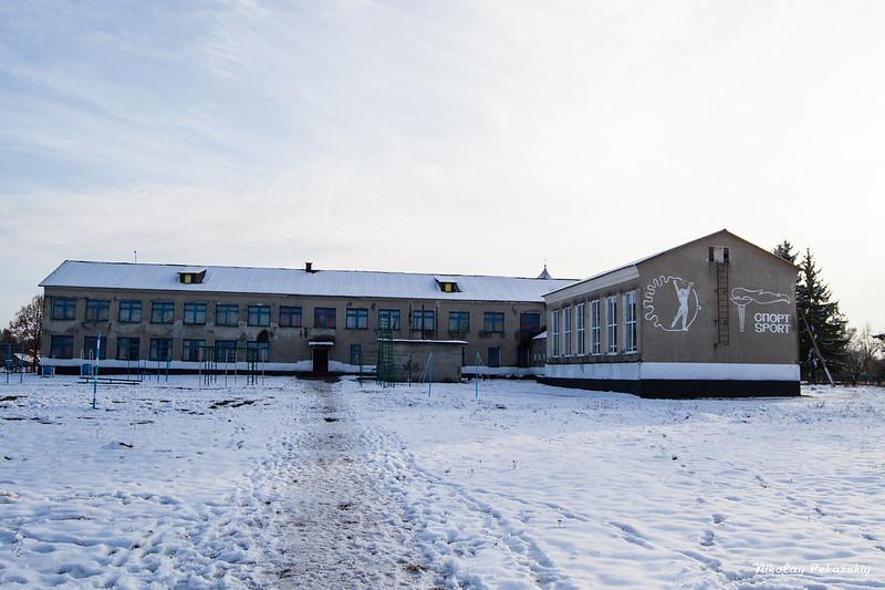 Кульчинская школа