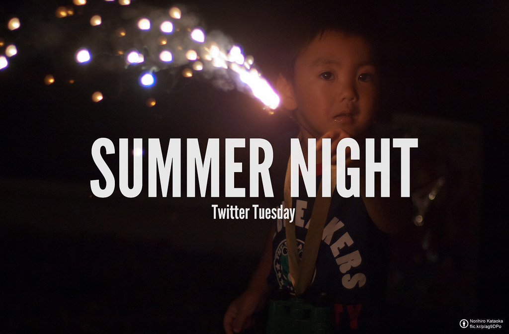 Twitter Tuesday: #SummerNight