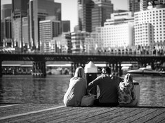 Darling Harbour - family