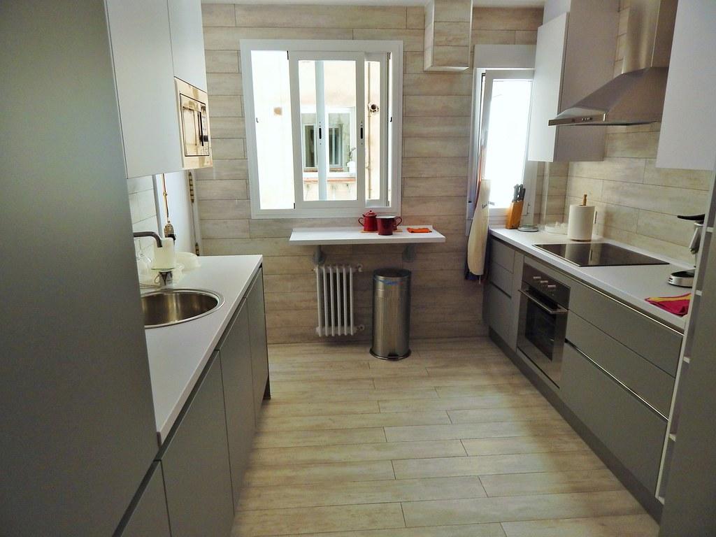 Muebles de cocina en gris perla - cocinasalemanas.com