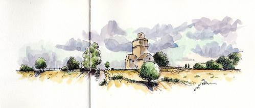 Eglise de Comps (26)