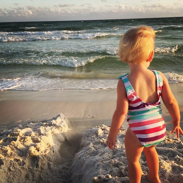 Sand and sun. ❤️