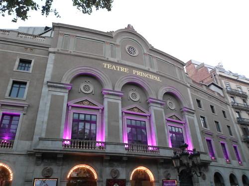 Teatro Principal. Barcelona