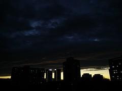 Beautiful sky in Beijing!