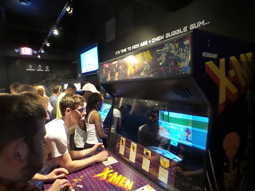 16-Bit Bar+Arcade
