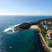 Shelly Beach From 100 Metres Up by GabeBatesMaher