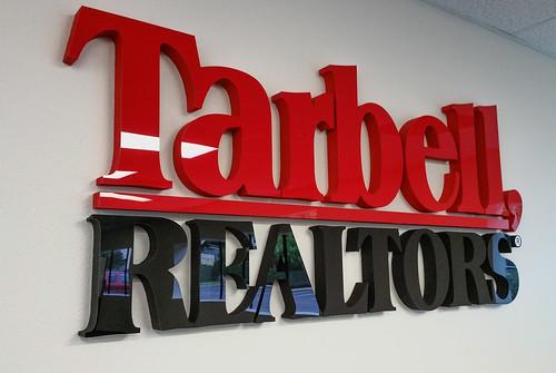 Tarbell dimensional logo