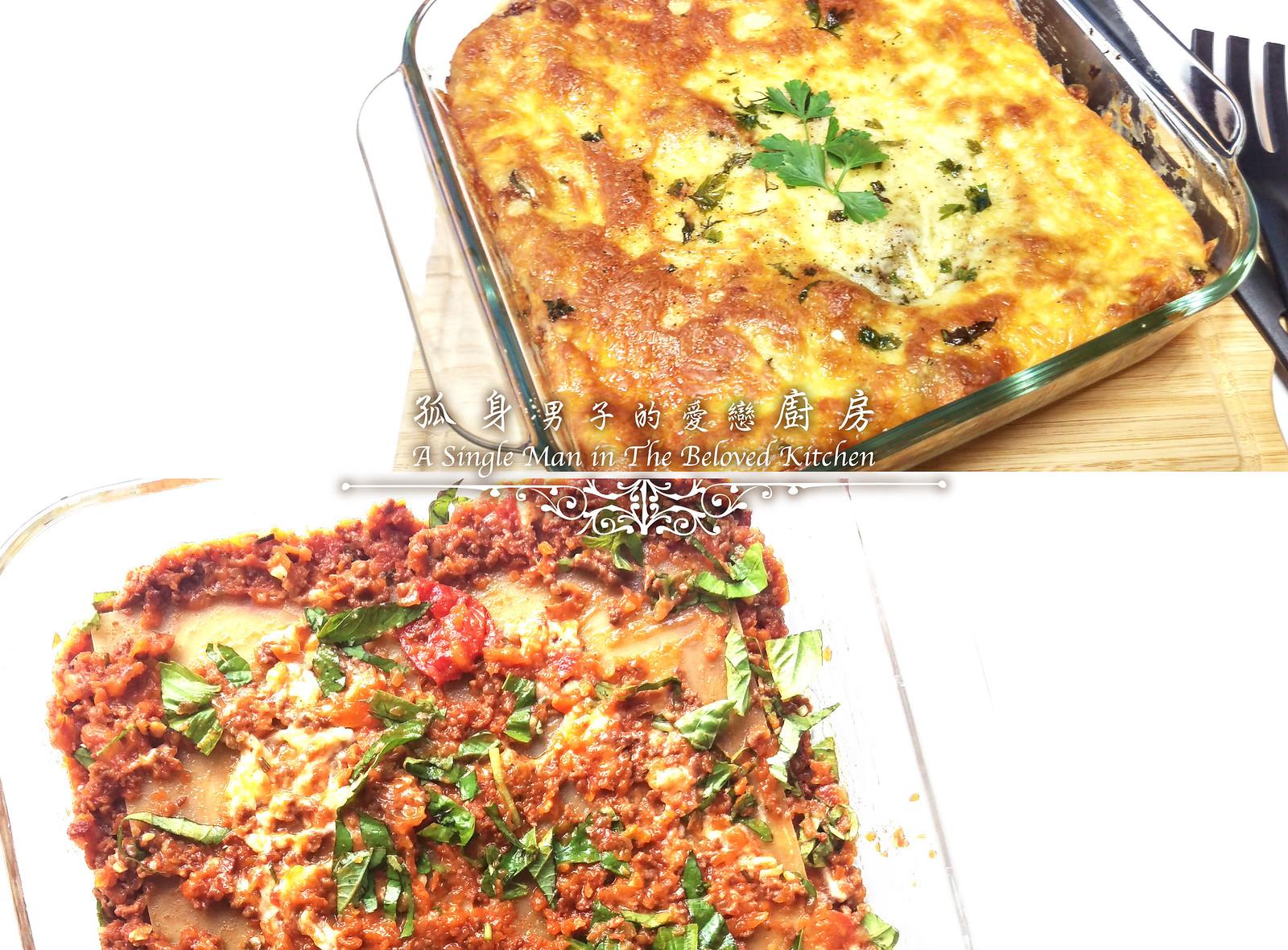 孤身廚房-波隆那肉醬千層麵-簡單方便、用烤箱就可以搞定!-23