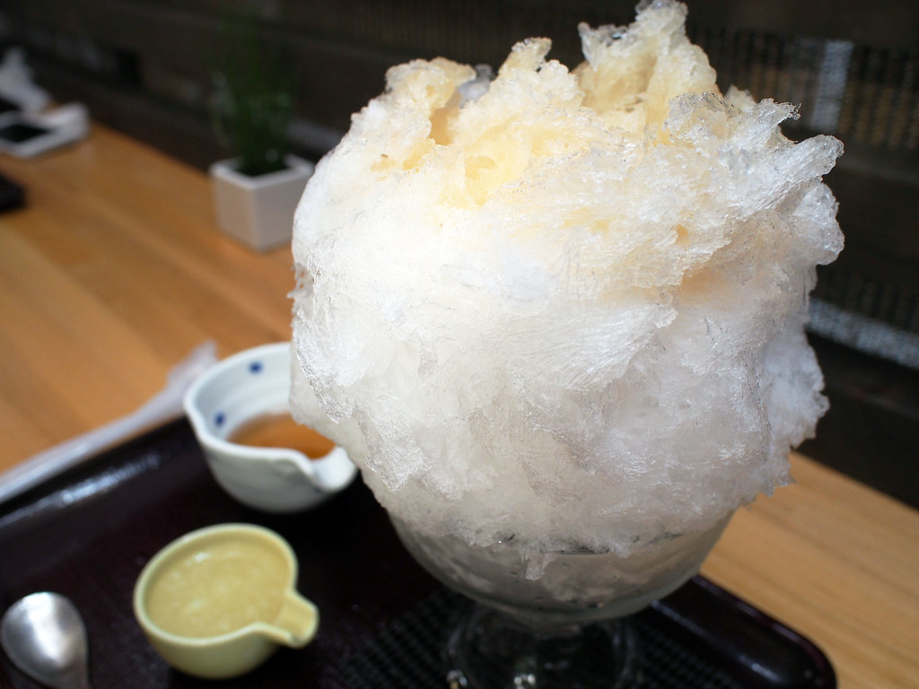 Japanese Ice Shaved