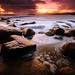 Robert Lang Photography posted a photo:	Coastal sunset, Australia