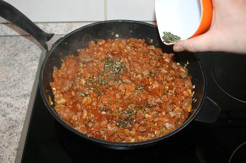 38 - Kräuter hinzufügen / Add herbs