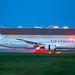First revenue flight Air Canada Boeing 787-9 Dreamliner C-FNOE by Patcard