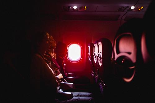 Return flight, CPH-STO