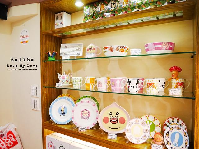 台北東區主題餐廳醜比頭的秘密花園輕食咖啡屁桃 (25)