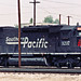 Southern PacificSD45T-2 No. 9207 At Bakersfield by emd111