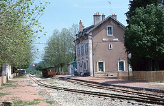 Bligny-sur-Ouche station - Photo of Auxant
