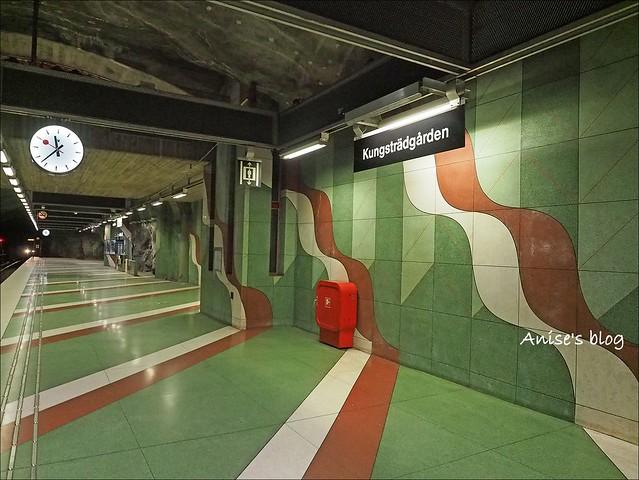斯德哥爾摩藝術地鐵009