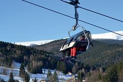 Karlov pod Pradědem - Ski Aréna Karlov