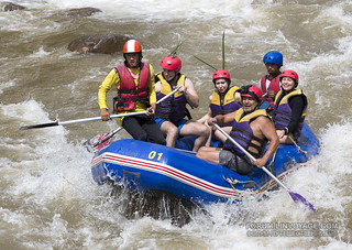 White water rafting at Phuket, Thailand - 17/01/2017 | by Phuketian.S