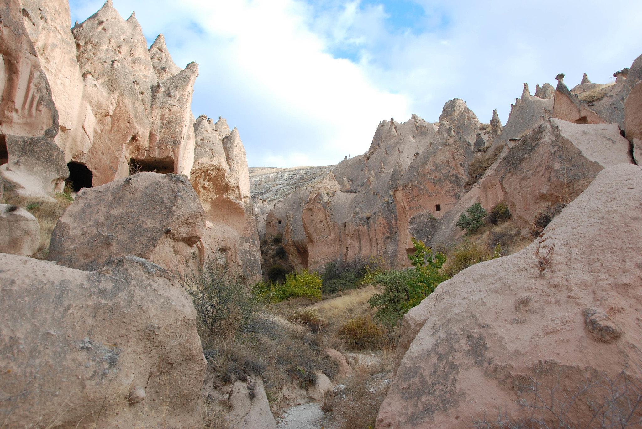 Kapadokya Zelve Açık Hava Müzesi