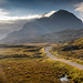 #Liathach mountain over Glen #Torridon by Joe Dunckley
