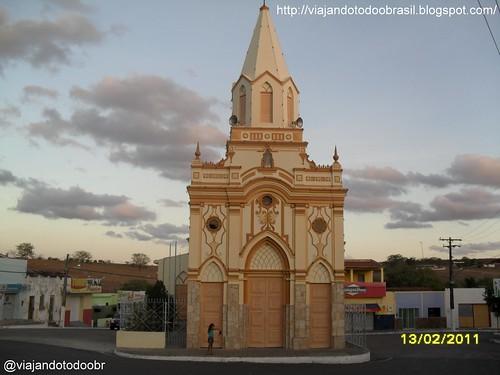 Jacaré dos Homens - Igreja de Santo Antônio de Pádua