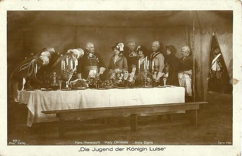 Mady Christians in Die Jugend der Königin Luise (1927)