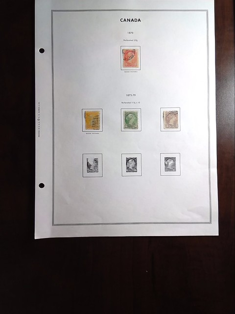 Lot of Canada Stamps by StampPhenom.com
