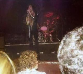 Queen live in Philadelphia - 1976