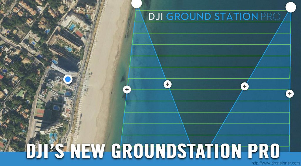 DJI GS PRO: THE NEW GROUND STATION THAT REVOLUTION YOUR WA