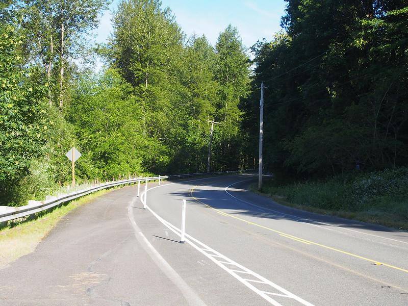 Issaquah–Preston Trail Cycle Track