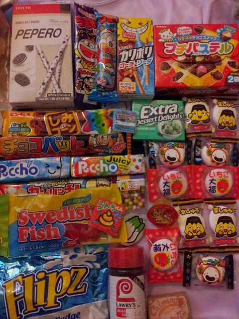 expo sweeties