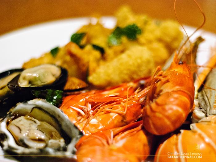 Traders Hotel Kuala Lumpur Seafood Buffet