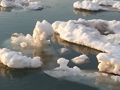 arctic ocean, arctic, winter, snow, melting, ice cap, polar ice cap, ice, sea ice, freezing,