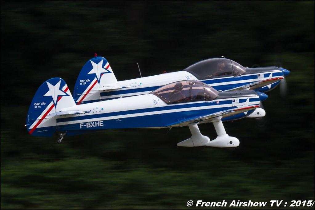 Patrouille Cap tens , CAPTENS, Cap10 show,, Fête aerienne Albertville 2015, Meeting Aerien 2015