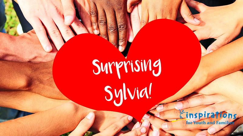 Inspirations staff surprise sylvia